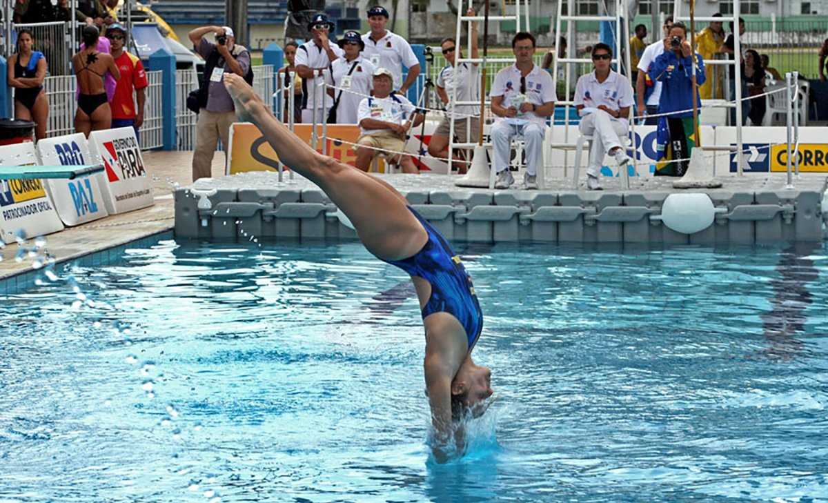 Swimming-Event