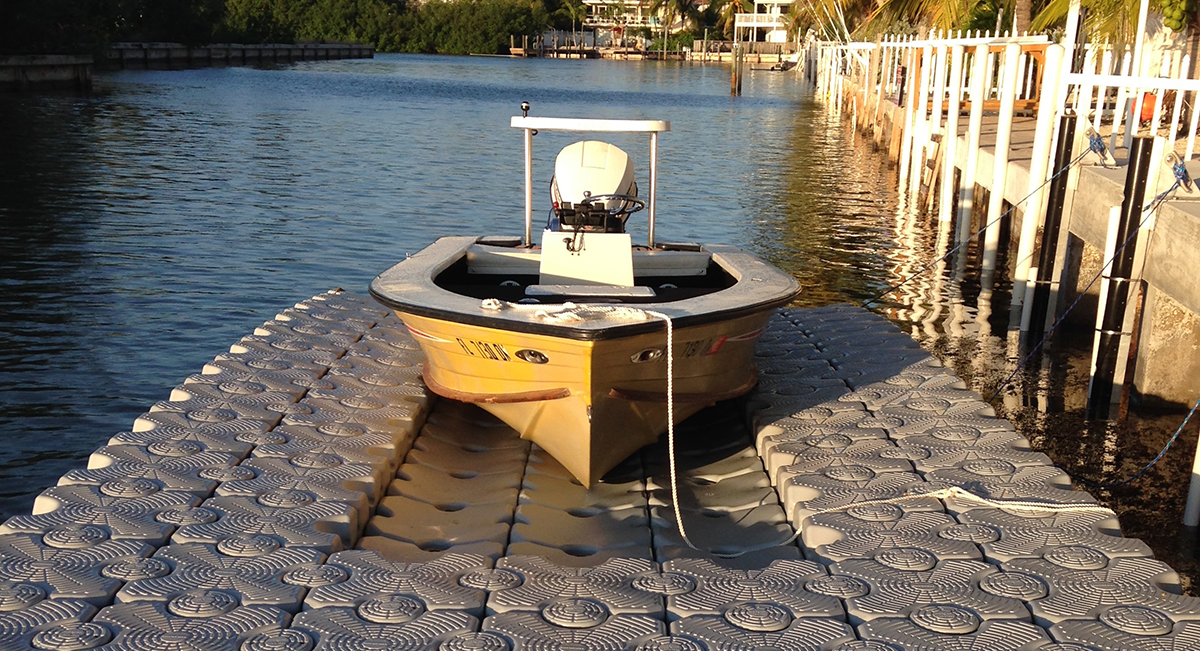 33.4-ft.-X-11.2-ft.-146-Block-Drive-on-Boat-and-twin-PWC-Lift